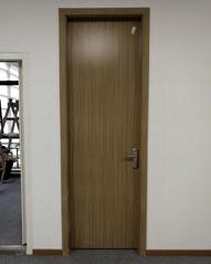 定制超高超大尺寸办公室木门