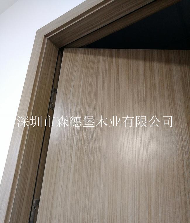 定製超高超大尺寸辦公室木門 2