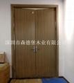 定製超高超大尺寸辦公室木門 5