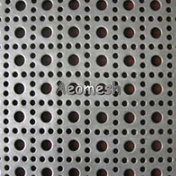 Perforated Mesh 3