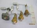 air compressor oil level gauge