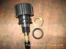 air compressor Drain val