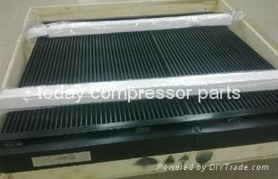 air compressor heat exchanger 4