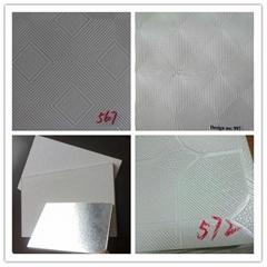 603x1195mm acoustic pvc ceiling tiles price pvc gypsum ceiling board (610x610mm