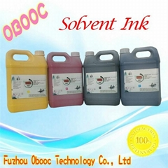 Alcohol Based Solvent Ink For Scitex Inkjet Printer SPT 255 12 PL Printhead