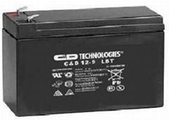 南京东方阳光公司供应大力神蓄电池C&D 12-9A LBT