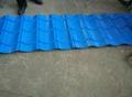 PPGI Sheet Roof Tile Roll Forming Machine