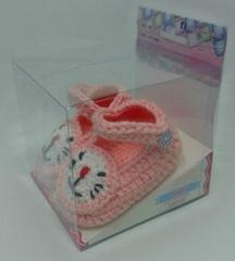 ้Wholesale - crocheted Newborn baby shoes high quality from THAILAND