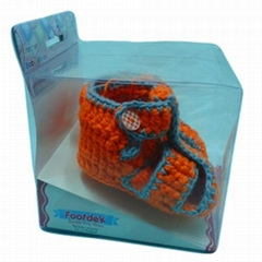 Handmade Crochet Baby Shoes footwear hight quality from thailand