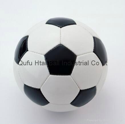 Size 5 Machine Stitched Soccer Ball  4