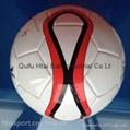 Size 5 Machine Stitched Soccer Ball  3