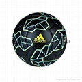 Size 5 Machine Stitched Soccer Ball  2