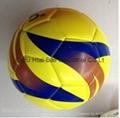 Size 5 Machine Stitched Soccer Ball  1