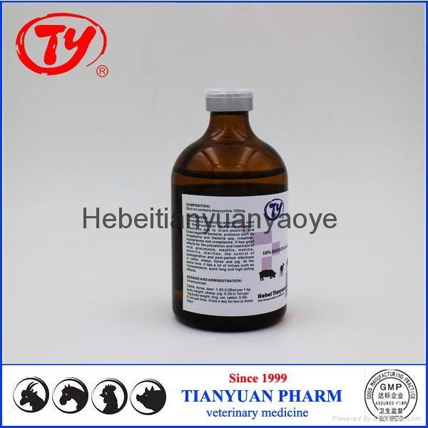 Antibiotic Drug Doxycycline 10% Injection for livestock 2