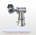 Ex-proof CCTV cameras with IECE CERTIFICATION