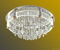 Zuosi bubble crystal modern ceiling lamp 4