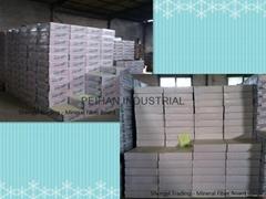 mineral fiber board