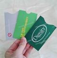aluminum foil credit card protector RFID