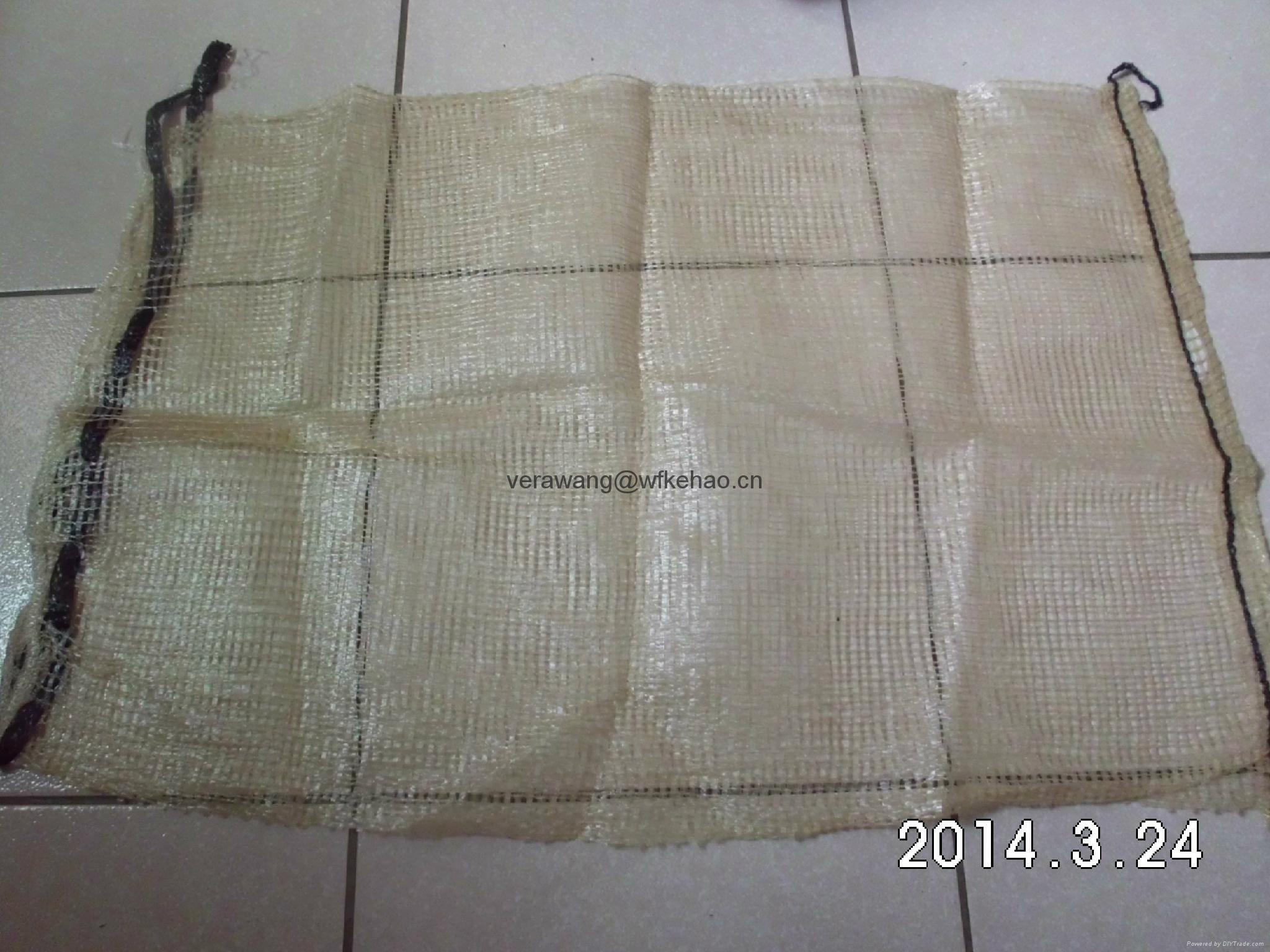 木材网眼袋 3