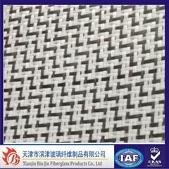 碳纖維芳綸混織布