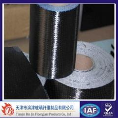 碳纤维单向加固布