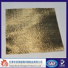 Basalt Fiber Woven Fabric