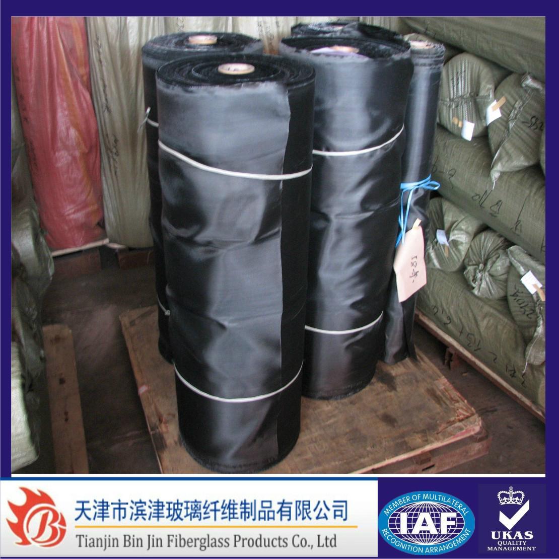 Fire Retardant Fiberglass Wrapping Cloth 5