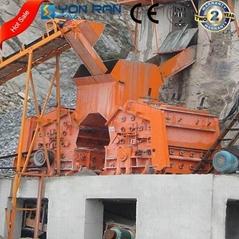 secondary impact crusher crushing not hard stone