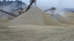 VSI impact crusher sand making machine