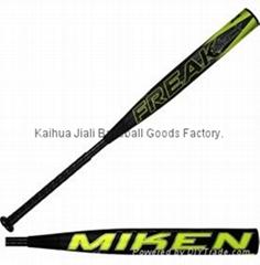 Miken Freak Black Fastpitch Bat 2015 (-10)