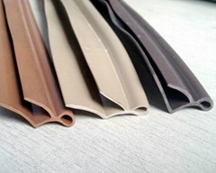 PVC Rubber Seal for Wooden Doors