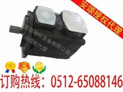 原裝進口葉片泵TPFVL301GH610S可變吐出量安頌正品油泵