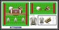 足球置放兼掛衣架 3