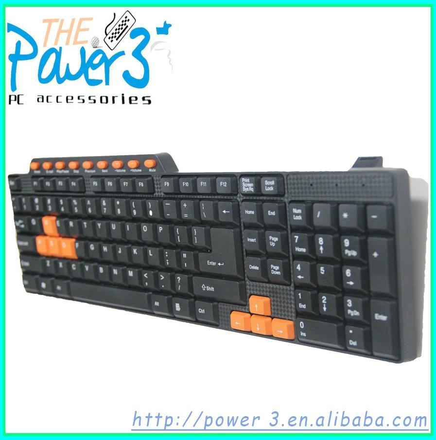 Wireless Virtual Laptop keyboard for Panasonic Viera Smart TV - K
