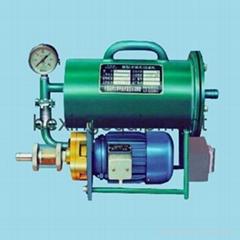 CASC Mamual HGL-ST Series Waste Oil Recycling Purifier Machine