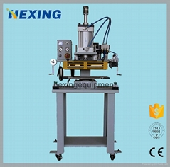 Semi-automatic Hot Foil Stamping Machine Heat Transfer Press Printer