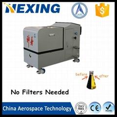 CASC Technology Cost Effective Centrifugal Vacuum Composite Oil Purifier Machine