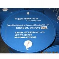 供應埃克森美孚脫芳烴Exxsol™ D60碳氫溶劑油