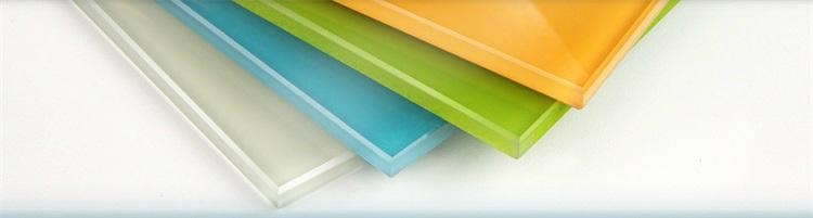 Color Laminated Glass 1