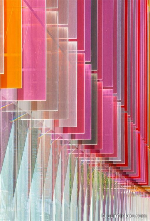 有色夾層玻璃 5