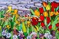 Mosaic glass 4