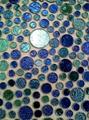 Mosaic glass 5