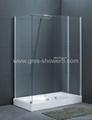 Walk in shower Wet Room Shower Screens