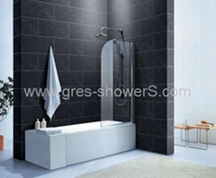 CE approved BS6206 Bathscreen NS79