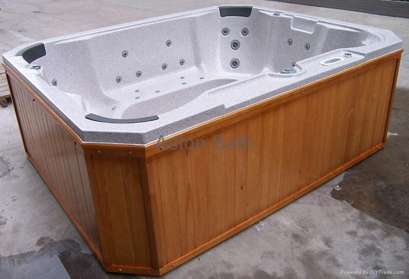 Hot Tub: A615 5