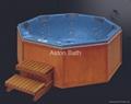 Spa bath: A617
