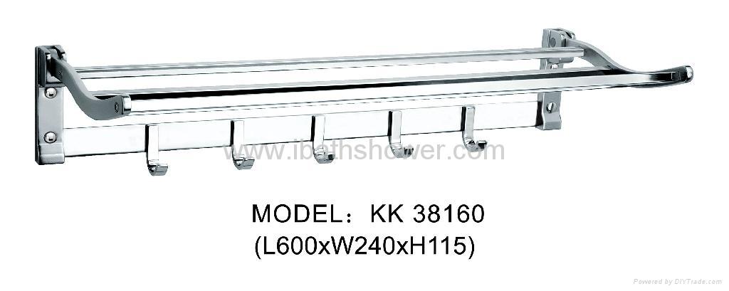 Stainless Steel towel rack 1