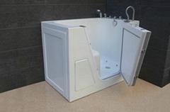 Jetted Walk-In Tub acrylic bath tub