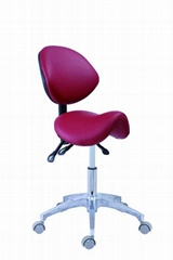 Comfortable Dental Assistant Stool Nurse Chair
