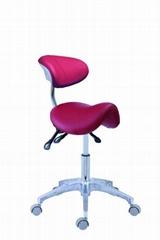 Sadle stool Dental Assistant Stool Nurse Chair  (Hot Product - 1*)
